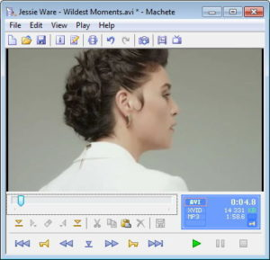 Machete Video Editor Lite 5.0 Build 11 Full Version Crack