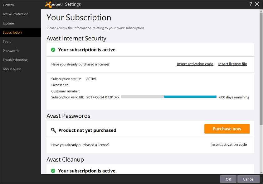 Avast! Antivirus Pro 2019 19.1.2360 Activation Code