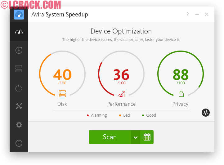 Avira System Speedup 3.5.1 License Key With Crack