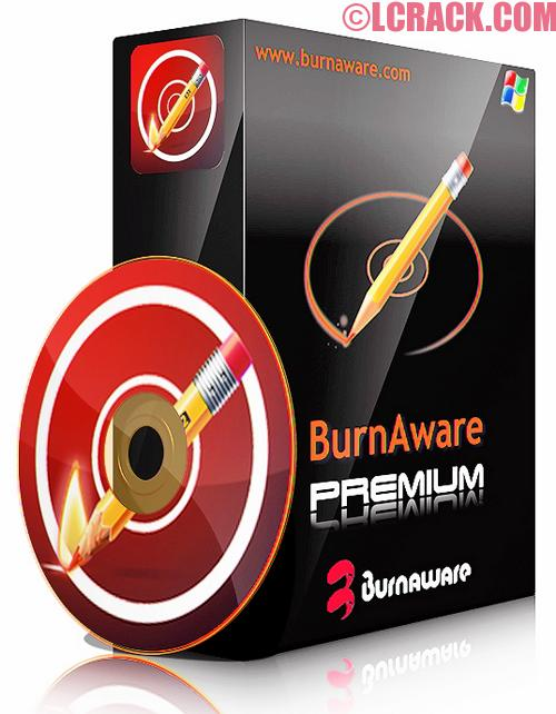 BurnAware Premium 10.2 Crack + License Key Download Free