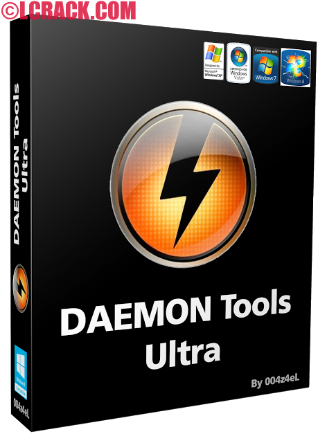 DAEMON Tools Ultra 5.1.0.0585 Crack Incl Serial Number