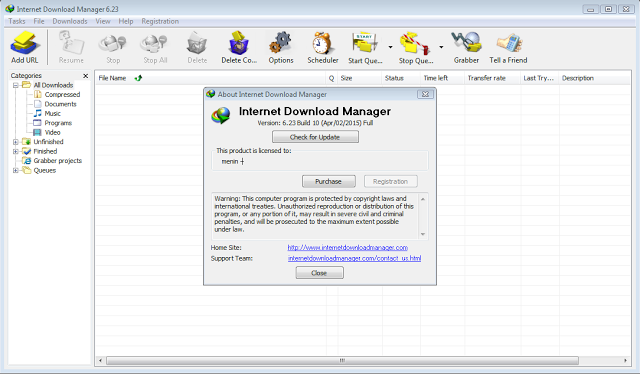Internet Download Manager 6.30 Build 1 Universal Crack