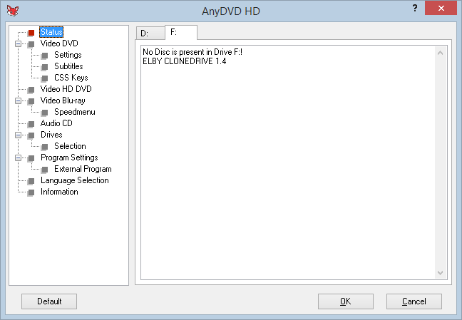 AnyDVD & AnyDVD HD 8.0.5.0 Crack Incl License Key