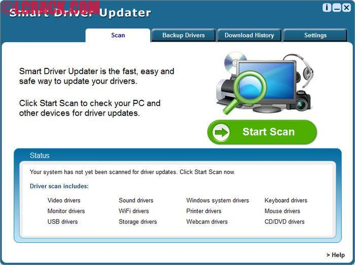Smart Driver Updater 4.0.5 License Key (2)