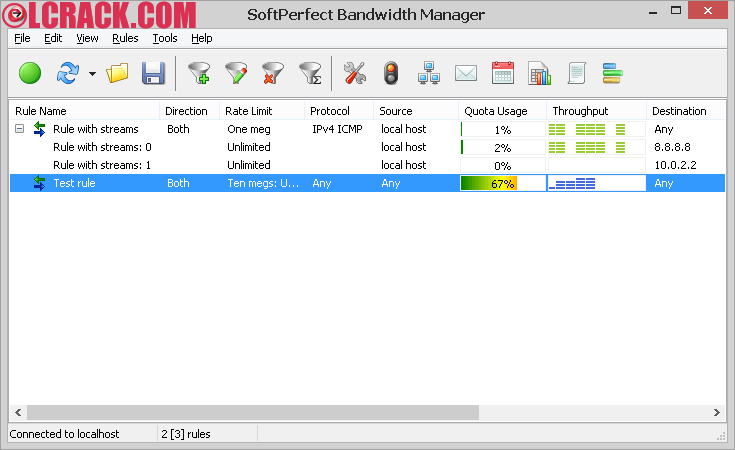 download bandwidth manager full crack