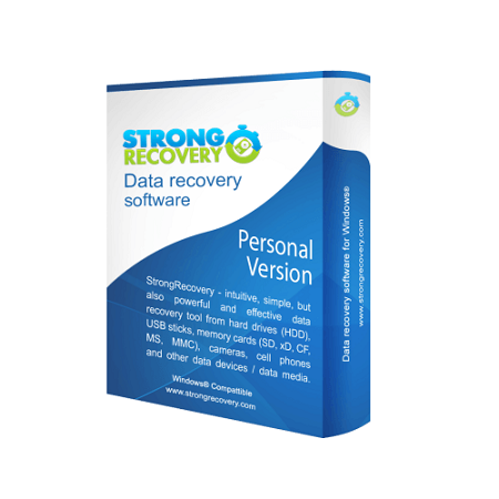 StrongRecovery 4.1.5.0 Full Crack Free Download