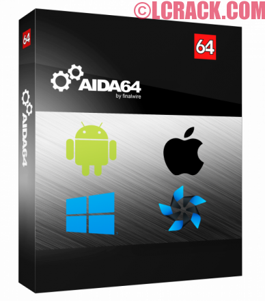 AIDA64 Extreme 5.75.3900 Crack Key Free Download