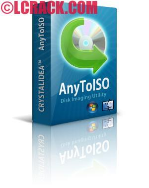 AnyToISO Professional 3.7.3 Crack key For WinMac