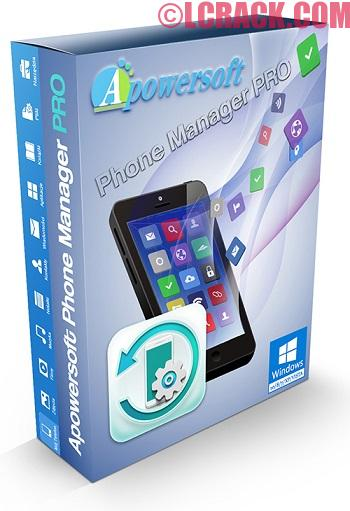 Apowersoft Phone Manager Pro 2.7.9 Crack Free Download