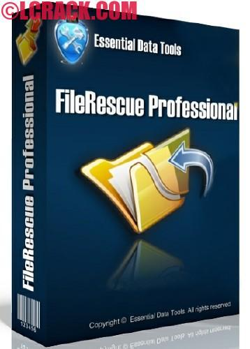 FileRescue Professional 4.14 Build 221 Crack Registration Key