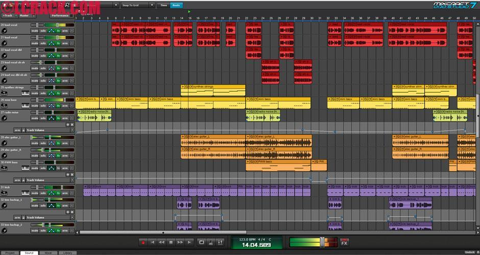 Mixcraft Pro Studio 7.7.311 Crack Registration Code (2)
