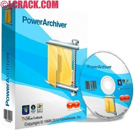 PowerArchiver 16.10.11 Crack Plus Serial Key Download