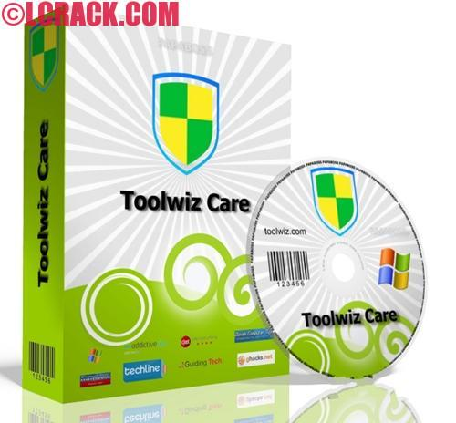 Toolwiz Care 3.1.0.5500 Full Crack For Windows