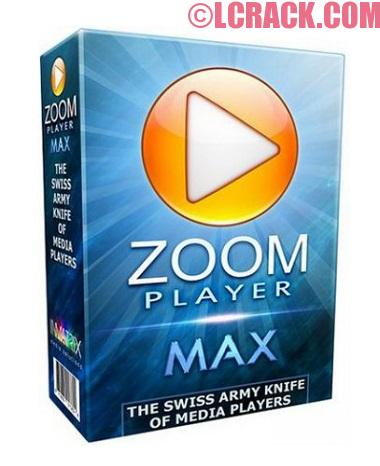 Zoom Player MAX 12.6 Serial Key Free Download