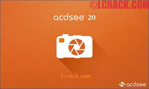 ACDSee 20.1.0 Full Crack 64-bit Serial Key Download