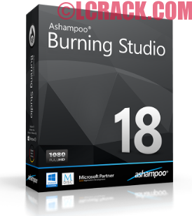 Ashampoo Burning Studio 18.0 Crack, License Key Download