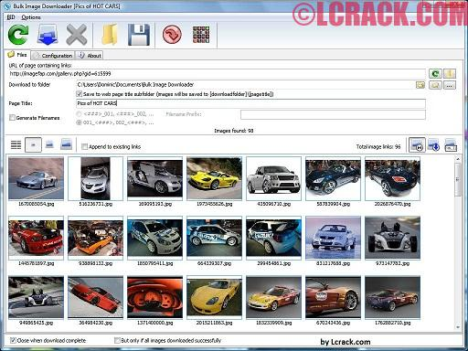 Bulk Image Downloader 5.0.0.0 Crack + Registration Code Download