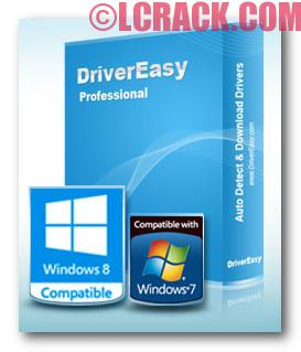 DriverEasy 5.1.1 Full Crack, Serial key Download