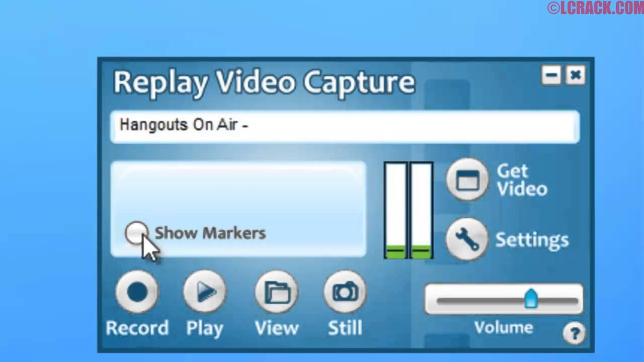 Replay Video Capture 8.6.3 Crack Registration Code (1)