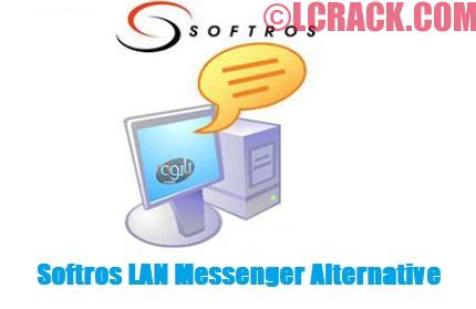 Softros LAN Messenger Alternative 7.3 Full Crack Download