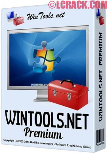WinTools.net 17.3.1 Premium Crack Full Serial key