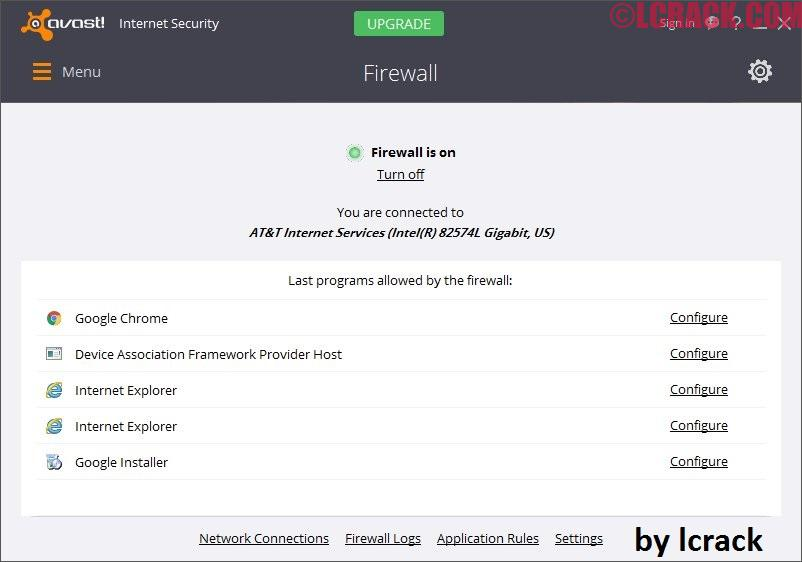 Avast Internet Security 2017 12.3.2280 Crack With Activation Code