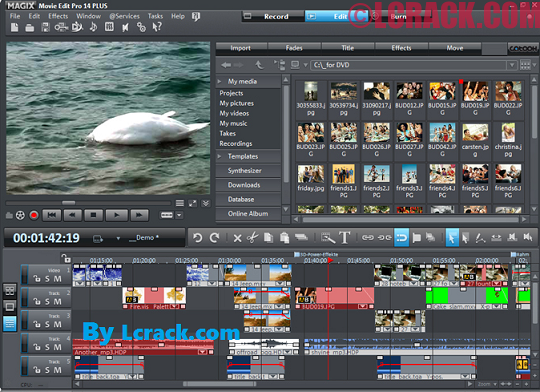 High-speed video editing – with MAGIX Movie Edit Pro
