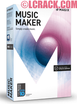 MAGIX Music Maker 2017 24.0.1.34 Serial Number + Crack