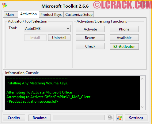 Microsoft Toolkit 2.6.6 Final Full Version Free Download (2)