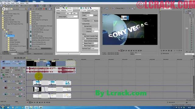 Sony Vegas Pro 16 Serial Number Plus Crack