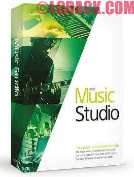 ACID Music Studio 10 Crack Full Keygen