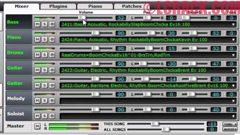 Band in a Box Pro 2016 Crack & Serial Key (1)