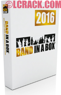 Band in a Box Pro 2016 Crack & Serial Key (2)