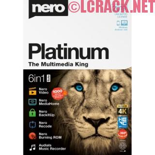 Nero 2019 Platinum Crack Plus Serial Number