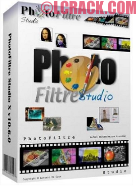 PhotoFiltre Studio X 10.11.0 Crack & Serial Key