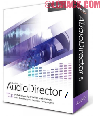 CyberLink AudioDirector 7 Ultra Full Crack