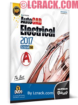 Autodesk AutoCAD Electrical 2017 Serial Number & Crack