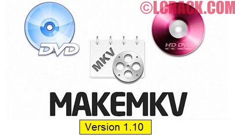 MakeMKV 1.10.2 Crack + Key Free Downlaod