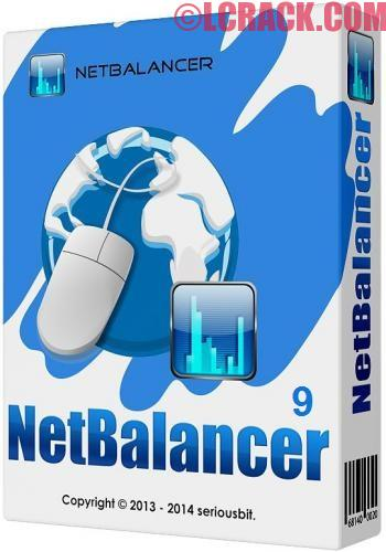 NetBalancer 9.8.6 Activation Code Free Download