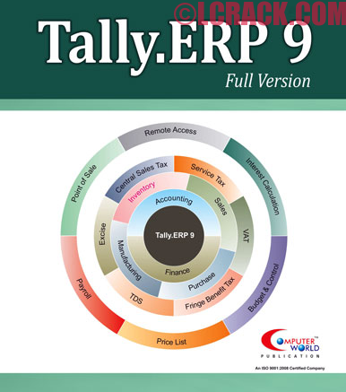 Tally ERP 9 v5.4 Full Version Crack Free Download