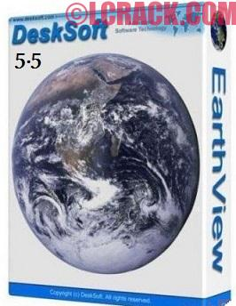 EarthView 5.5.26 Patch File + Crack Free Download