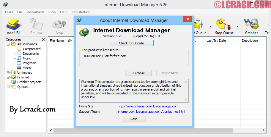 Internet Download Manager 6.28 Build 3 Patch File Is Here!