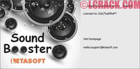 Sound Booster 1.4 Crack + Key Free Download