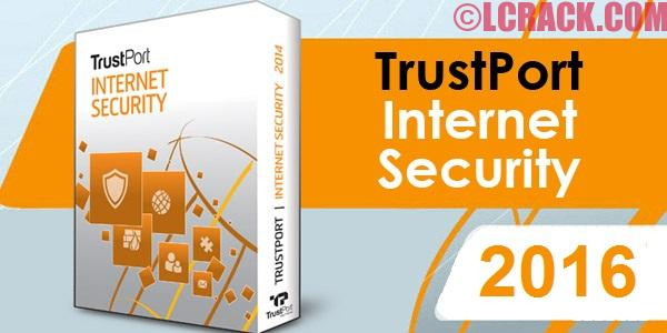 TrustPort Internet Security 2016 v16 Key Incl Crack