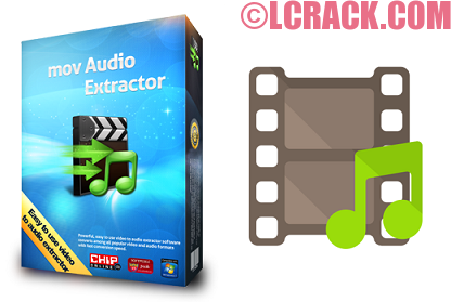 mov Audio Extractor 9.4.1 Crack + Serial Number