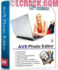 AVS Photo Editor 2.3.6 Crack With Activator is Here!