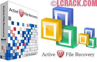 Active@ File Recovery Professional 16 Crack + Serial Key 2017