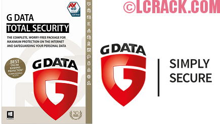 G DATA Total Security 2017 Serial Key Available