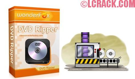 WonderFox DVD Ripper Pro 8.3 Full Crack Plus License Key