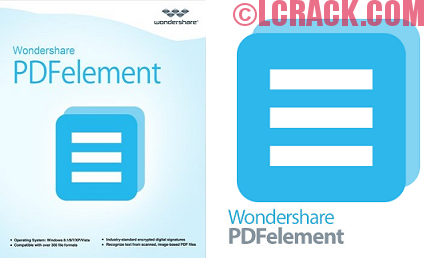 Wondershare PDF Element 5.12.0 Full Keygen Plus Crack